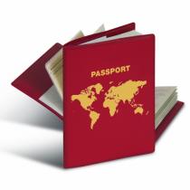 HERMA RFID Schutzhülle für Reisepass