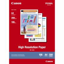 Canon HR-101N Druckerpapier A4 (210x297 mm) 200 Blätter Weiß