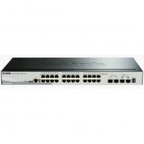 D-Link DGS-1510 Managed L3 Gigabit Ethernet (10/100/1000) Schwarz