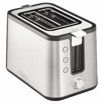 Krups KH442D Toaster 2 Scheibe(n) Edelstahl 720 W