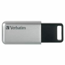 Verbatim Secure Pro USB-Stick 16 GB USB Typ-A 3.2 Gen 1 (3.1 Gen 1) Silber