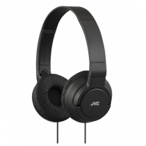 JVC HA-S180-B-E Kopfhörer Kopfband Schwarz