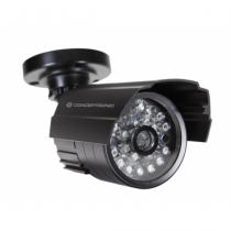 Conceptronic CFCAMOIR Überwachungskameraattrappe Geschoss Schwarz