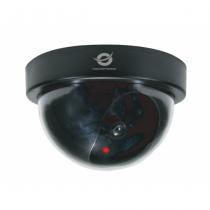 Conceptronic CFCAMD Überwachungskameraattrappe Kuppel Schwarz