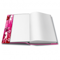 HERMA 23260 Magazin- & Buch-Cover Pink