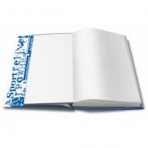 HERMA 28265 Magazin- & Buch-Cover Blau