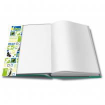 HERMA 27300 Magazin- & Buch-Cover Grün