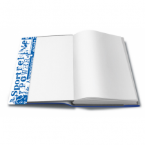 HERMA 28260 Magazin- & Buch-Cover Blau