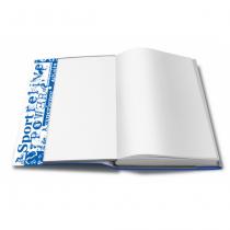 HERMA 28267 Magazin- & Buch-Cover Blau