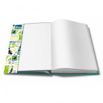 HERMA 27267 Magazin- & Buch-Cover Grün