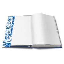 HERMA 28300 Magazin- & Buch-Cover Blau