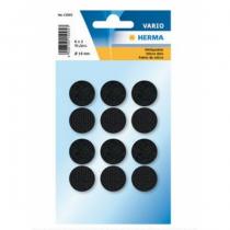 HERMA 15005 Bodenschutzmatte Schwarz