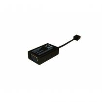 Fujitsu USB - VGA Schwarz