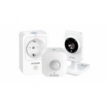 D-Link DCH-100KT + Kit Smart Home Sicherheitsausrüstung