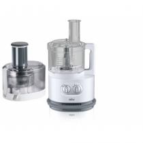 Braun FP 5160 Küchenmaschine 2 l Weiß 1000 W