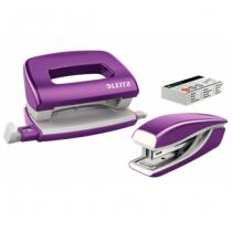 Leitz NeXXt 55612062 Tacker Metallisch, Violett
