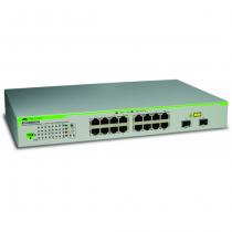 Allied Telesis AT-GS950/16-50 Managed L2 Gigabit Ethernet (10/100/1000) Weiß 1U