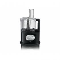 Braun FP 5150 Küchenmaschine 2 l Schwarz 1000 W