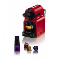 Krups Inissia XN1005 Ruby Red Pad-Kaffeemaschine 0,7 l
