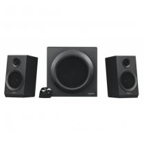 Logitech Z333 Lautsprecherset 2.1 Kanäle 40 W Schwarz