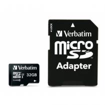 Verbatim Pro Speicherkarte 32 GB MicroSDHC Klasse 10 UHS