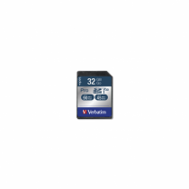 Verbatim Pro Speicherkarte 32 GB SDHC Klasse 10 UHS