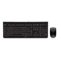 CHERRY DC 2000 Tastatur USB QWERTY US Englisch Schwarz