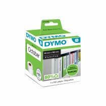 DYMO LW - Aktenordner-Etiketten, groß- 59 x 190 mm - S0722480