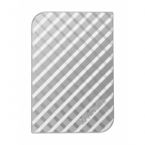 Verbatim Portables Festplattenlaufwerk Store 'n' Go USB 3.0, 2 TB, Silber