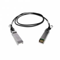 QNAP CAB-DAC15M-SFPP-A02 Glasfaserkabel 1,5 m SFP+ Schwarz