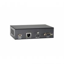 LevelOne HVE-9211R Audio-/Video-Leistungsverstärker AV-Receiver Schwarz