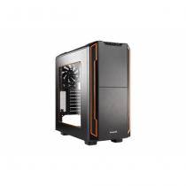 be quiet! Silent Base 600 Midi Tower Orange, Schwarz