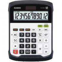 Casio WD-320MT Taschenrechner Desktop Finanzrechner Schwarz, Weiß