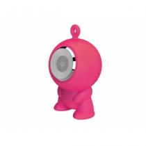 Conceptronic CSPKBTWPHFP Tragbarer Lautsprecher 3 W Pink