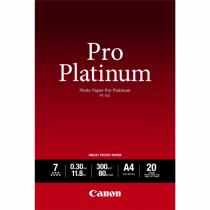 Canon PT-101 Fotopapier Weiß Hoch-Glanz A2