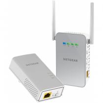 Netgear PowerLINE 1000 + WiFi 1000 Mbit/s Eingebauter Ethernet-Anschluss WLAN Weiß 2 Stück(e)