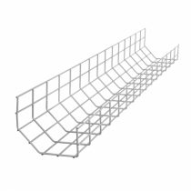 R-Go Tools R-Go Steel Basic Kabelschacht, silber