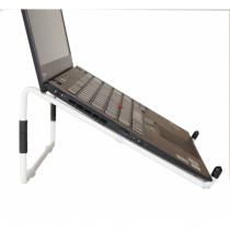 R-Go Tools R-Go Steel Travel Laptopständer, weiß