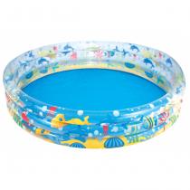 Bestway 51005 Kinderplantschbecken Aufblasbarer Pool