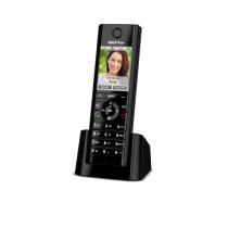 AVM FRITZ!Fon C5 DECT-Telefon Schwarz Anrufer-Identifikation