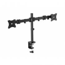 Equip 650115 Flachbildschirm-Tischhalterung 68,6 cm (27 Zoll) Klemme Schwarz