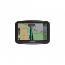 TomTom 1AA4.029.00 Navigationssystem 10,9 cm (4.3 Zoll) Touchscreen Tragbar / Fixiert Schwarz 167 g