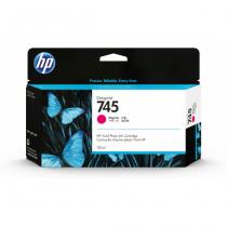 HP 745 Original Standardertrag Magenta