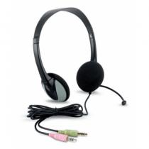 Fujitsu S26391-F7139-L51 Kopfhörer & Headset Kopfband Schwarz, Grau
