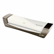 Leitz iLAM Laminator Office A4 Heisslaminator 400 mm/min Silber, Weiß