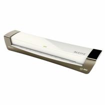 Leitz iLAM Laminator Office A3 Heisslaminator 400 mm/min Silber, Weiß