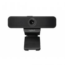 Logitech C925e Webcam 1920 x 1080 Pixel USB 2.0 Schwarz