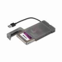 """i-tec MySafe USB 3.0 Easy 2.5"""" External Case - Black"""