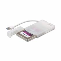 "i-tec MySafe USB 3.0 Easy 2.5"" External Case - White"