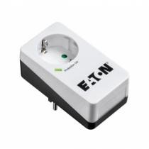 Eaton PB1D Spannungsschutz 1 AC-Ausgänge 220 - 250 V Schwarz, Weiß